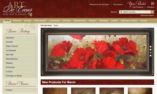 Web Portfolio of Daniel Moore :: Professional & Freelance Web ...